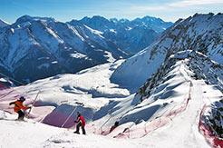 Skiarena Aletsch - Skiurlaub in der Schweiz