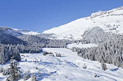 Skiurlaub im Skigebiet Flims-Laax-Falera