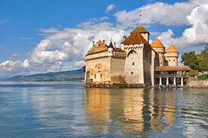 Anreise in die Schweiz