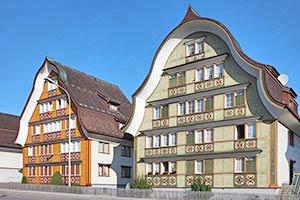 Ferienhäuser und Ferienwohnungen im Appenzell