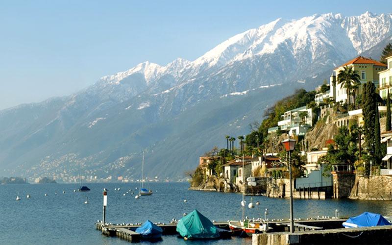 Urlaub im Tessin - Ascona