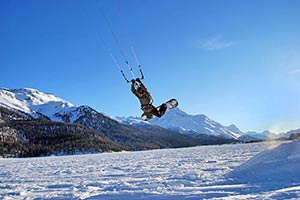 Skigebiet Corviglia-Marguns-Piz Nair