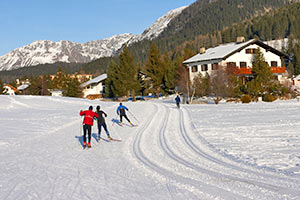 Ferienhäuser, Ferienwohnungen Skiurlaub in Davos Klosters Mountains