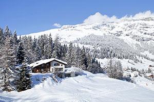 Ferienhäuser, Ferienwohnungen für Skiurlaub in Flims-Laax-Falera