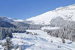 Skigebiet Flims-Laax-Falera
