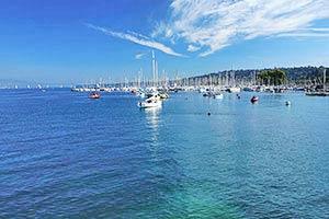 Urlaub am Genfer See