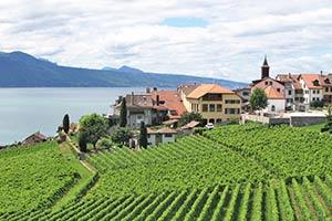 Ferienwohnungen und Ferienhäuser für Urlaub am Genfer See