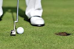 Unterkünfte für Golfurlaub