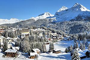 Ferienwohnungen Skiurlaub Graubünden