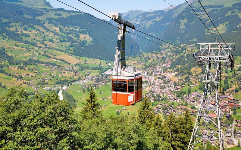 Seilbahn Grindelwald