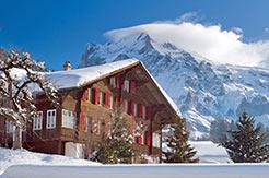 Hotel im Skigebiet Grindelwald