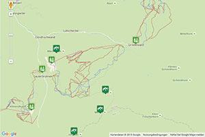 Grindelwald Karte