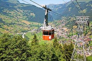Ferienhäuser & Ferienwohnungen Grindelwald