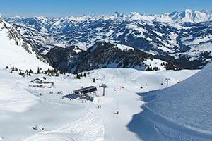 Ferienwohnungen Skiurlaub Gstaad Mountain Rides