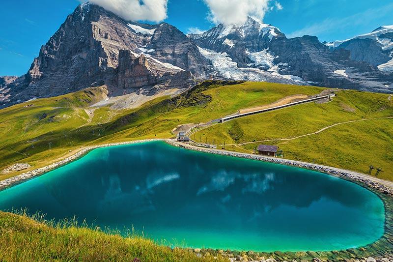 Kleine Scheidegg - Naturparadies