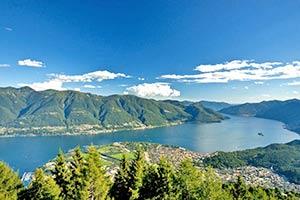 Ferienhäuser und Ferienwohnungen am Lago Maggiore