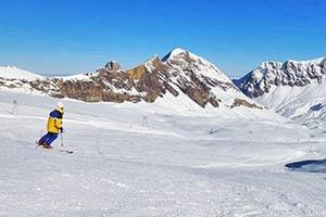 Skigebiet Les Diablerets