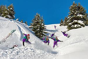 Ferienwohnungen im Skigebiet Les Portes du Soleil