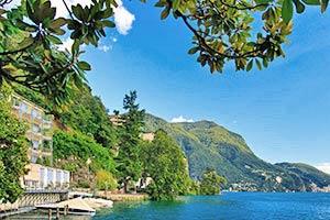 Ausflugsziele am Luganer See