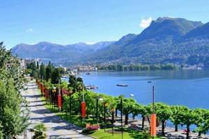 Ferienhäuser und Ferienwohnungen am Luganer See