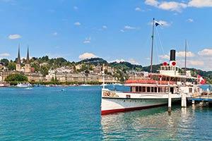 Urlaub im Schweizer Mittelland
