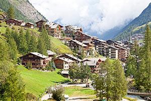 Ferienhäuser, Ferienwohnungen im Matterhorn Ski Paradise