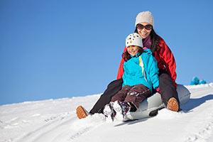 Ferienhäuser, Ferienwohnungen für Skiurlaub im Savognin