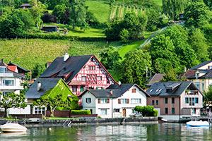 Ferienhäuser & Ferienwohnungen Ostschweiz