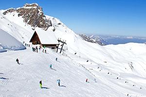 Ferienwohnungen für Skiurlaub in der Ostschweiz