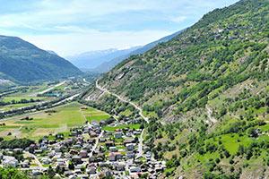 Schweiz auf einen Blick