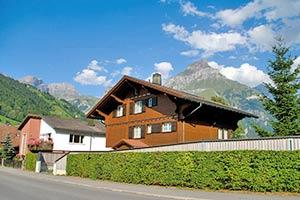 Ferienwohnungen und Ferienhäuser in Graubünden