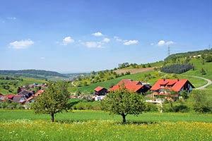 Postleitzahlen - PLZ der Schweiz