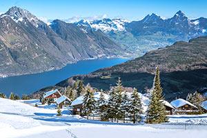 Ferienwohnungen Skiurlaub Schweizer Mittelland