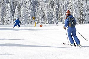 Ferienhäuser & Ferienwohnungen für Skiurlaub in Arosa-Lenzerheide