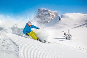 Skigebiete der Schweiz für Skiurlaub