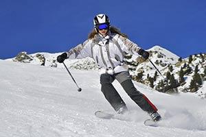 Skigebiet Val d'Anniviers
