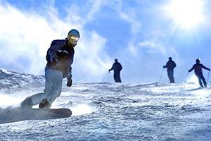 Ferienhäuser & Ferienwohnungen für Skiurlaub im Val d'Anniviers
