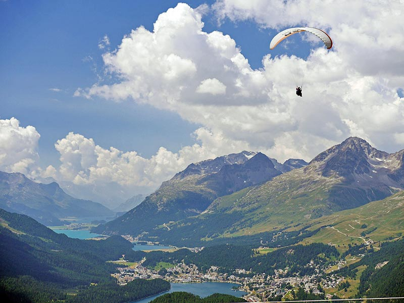 Sport in St. Moritz