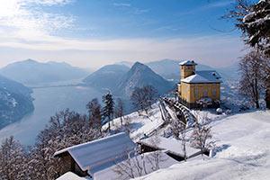 Ferienwohnungen für Skiurlaub im Tessin