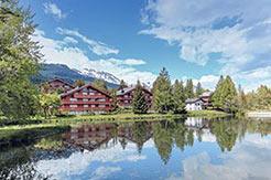 Ferienhäuser für 8 Personen in der Schweiz