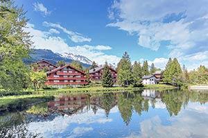 Ferienhäuser für 8 Personen und mehr in der Schweiz