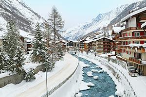 Ferienwohnungen für Skiurlaub im Wallis