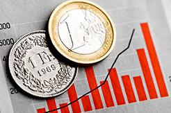 Wechselkurs Euro - Franken, Münzen