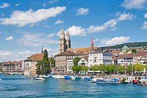 Ferienhäuser und Ferienwohnungen am Zürichsee