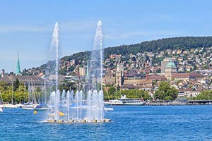 Urlaub am Zürichsee